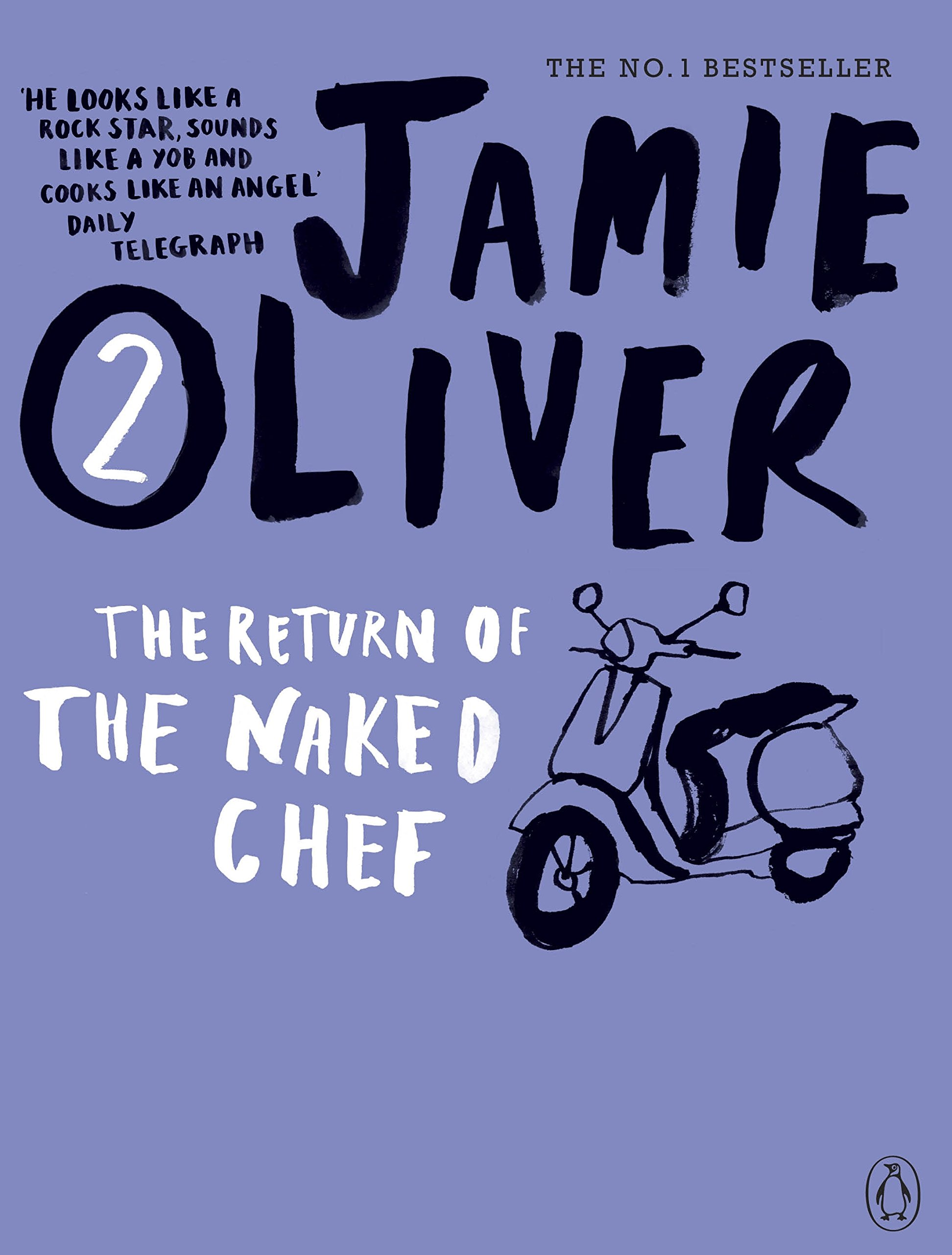 Jamie Oliver: The Return of the Naked Chef # 2 - [PB]